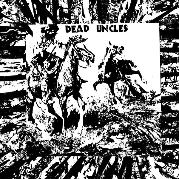 Dead Uncles ‎– Stock Characters - LP - Used