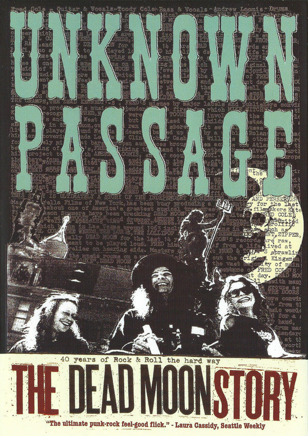 Dead Moon - Unknown Passage: The Dead Moon Story – Used DVD