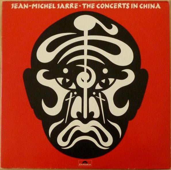 Jarre, Jean-Michel - The Concerts in China - Used LP