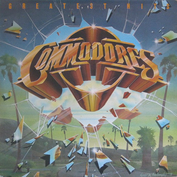 Commodores - Greatest Hits - Used