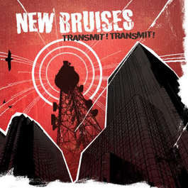 New Bruises – Transmit! Transmit! [RED VINYL] – Used LP