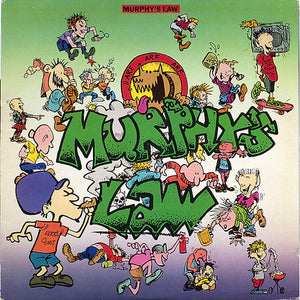 Murphy's Law - S/T - LP - Used