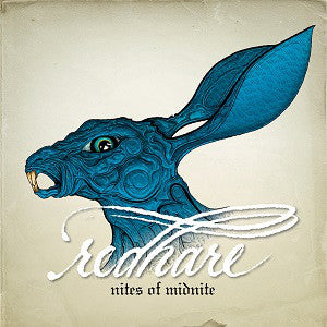 Red Hare ‎– Nites Of Midnite [Blue Vinyl] – New LP