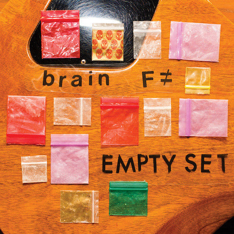 Brain F - Empty Set - New LP