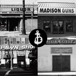 Ballantynes, The ‎– Liquor Store Gun Store Pawn Shop Church - LP - Used