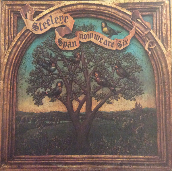 Steeleye Span – Now We Are Six – Used LP