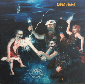 Oma Hans ‎– Trapperfieber - LP - Used