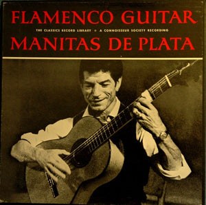 De Plata, Manitas ‎– Flamenco Guitar – Used LP