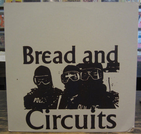 Bread and Circuits – S/T – Used LP