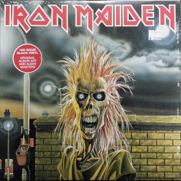 Iron Maiden - S/T - New LP