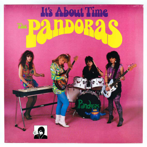 Pandoras - It's About Time – New LP