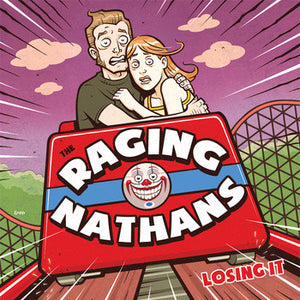 Raging Nathans, The ‎– Losing It - LP - Used