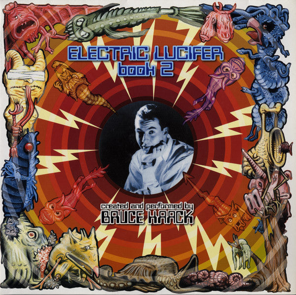 Bruce Haack ‎– Electric Lucifer Book 2 - LP - Used