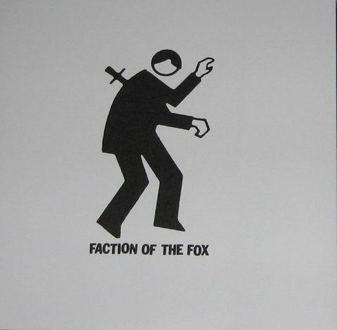 Faction Of The Fox ‎– Mannequin Hand EP – Used 7""