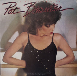 Benatar, Pat – Crimes of Passion [SEALED] – Used LP