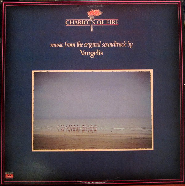 Vangelis – Chariots of Fire Soundtrack – Used LP