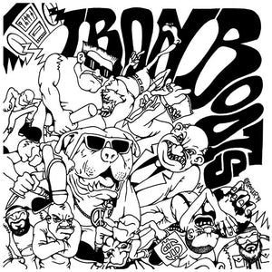 Iron Boots ‎- Complete Discography - LP