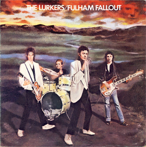 Lurkers, the – Fulham Fallout - New LP
