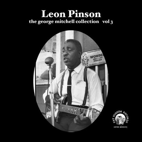 Pinson, Leon – the george mitchell collection #3 – New 7""