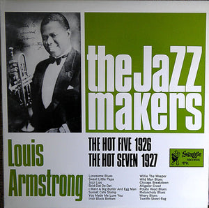 Armstrong, Louis - the Hot Five 1926 / The Hot Seven 1927 [IMPORT] - Used LP