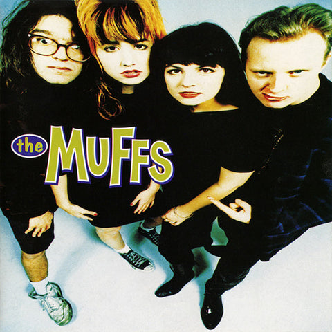 Muffs, The – S/T – New LP