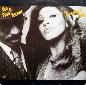 Ike & Tina Turner – Greatest Hits – Used LP