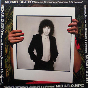 Quatro, Michael – Dancers, Romancers, Dreamers, & Schemers – Used LP