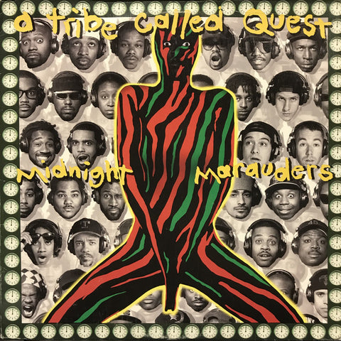 A Tribe Called Quest - Midnight Marauders - LP