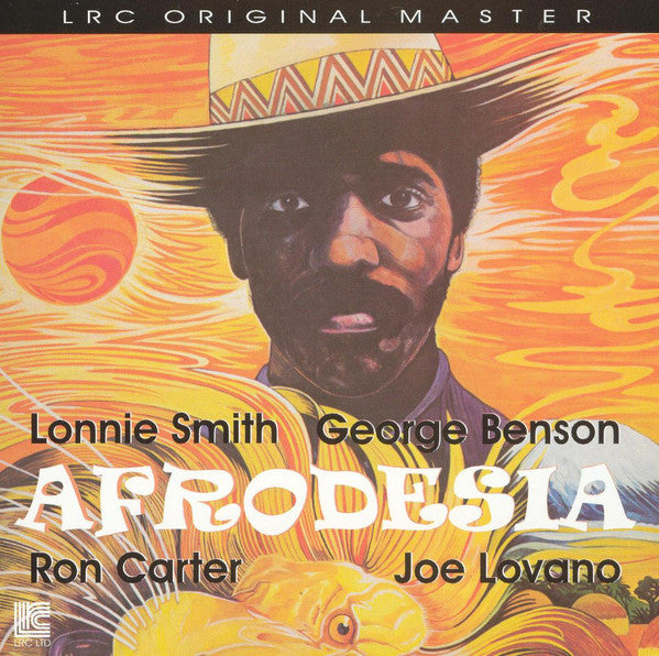 Lonnie Smith ‎– Afrodesia – New CD