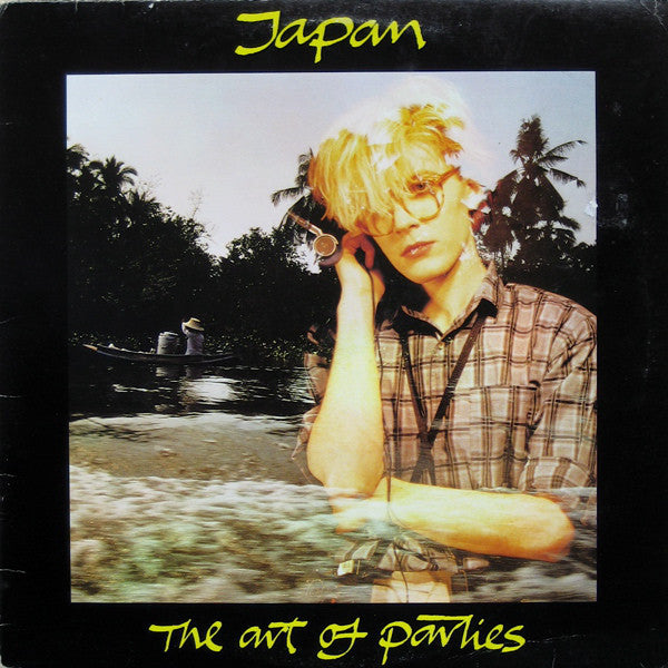 "Japan - The Art of Parties 12"" Single [STILL SEALED] – Used LP"