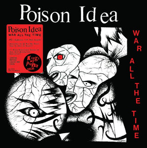 Poison Idea - War All The Time - New LP
