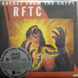 Rocket From The Crypt ‎– RFTC - Used LP