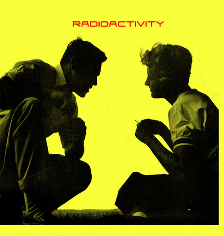 Radioactivity - s/t [RESTOCK COMING SOON—in April - New LP