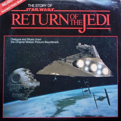 Return of the Jedi - Dialogue and Music - Used LP