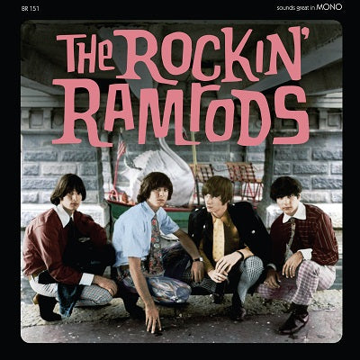 Rockin' Ramrods, The - S/T - New LP