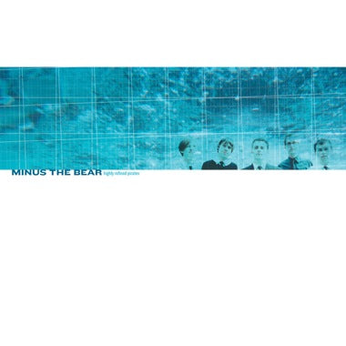 Minus The Bear - Highly Refined Pirates - LP