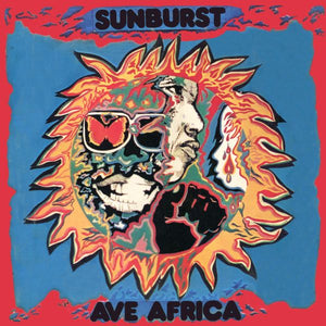 Sunburst - Ave Africa - LP