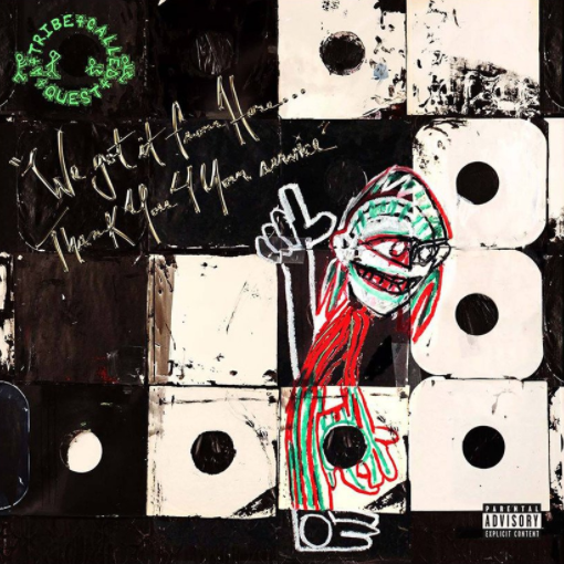 A Tribe Called Quest - We Got It From Here... Thanks 4 Your Service - 2xLP