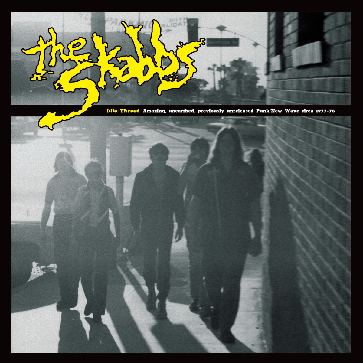 Skabbs, The – Idle Threat – New LP