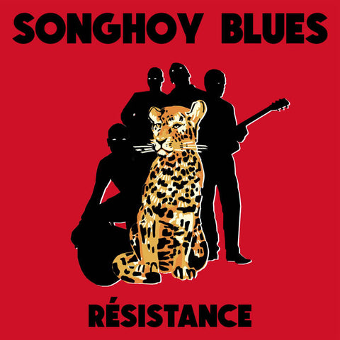 Songhov Blues – Résistance – New LP
