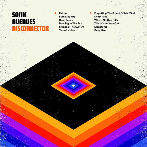 Sonic Avenues - Disconnector - New CD or New LP