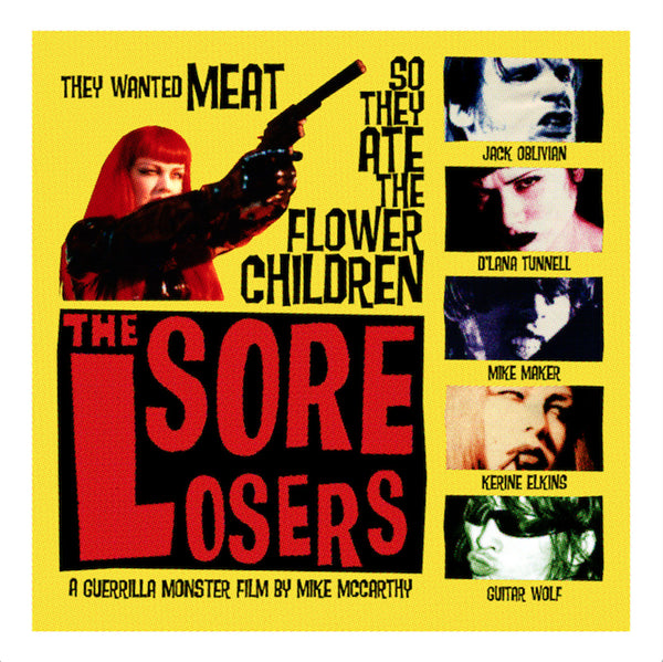 Various Artists - The Sore Losers Soundtrack - New LP
