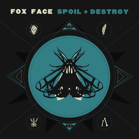 Fox Face - Spoil + Destroy - LP