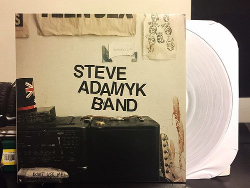 Steve Adamyk Band - Graceland - New LP