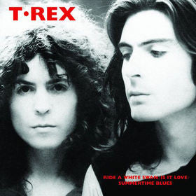 "T. Rex - ""Ride a White Swan""/""Is it Love""/""Summertime Blues"" - Used 7"""
