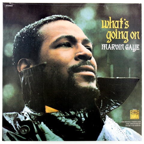 Gaye, Marvin - What's Going On?  - New LP