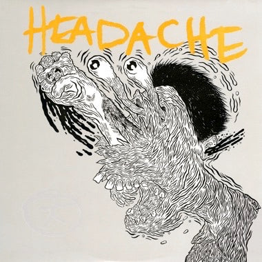 Big Black - Headache (Remastered) - New LP