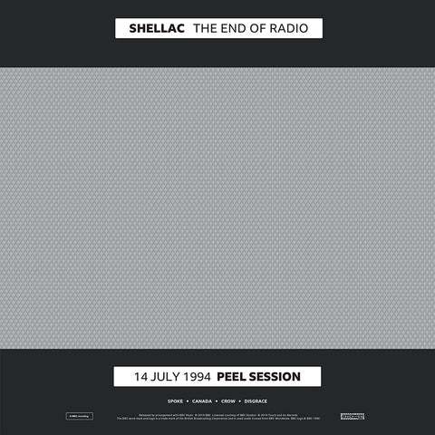 Shellac - The End of Radio - 2xLP