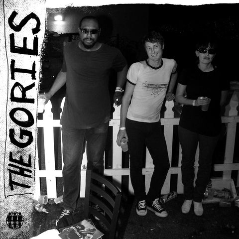 Gories, The  - Be Nice / On the Run – New 7""