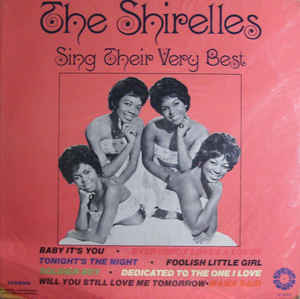 The Shirelles ‎– Sing Their Very Best - Used LP